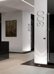 Frameless Fire Door Set