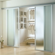 Face Hung Sliding Door