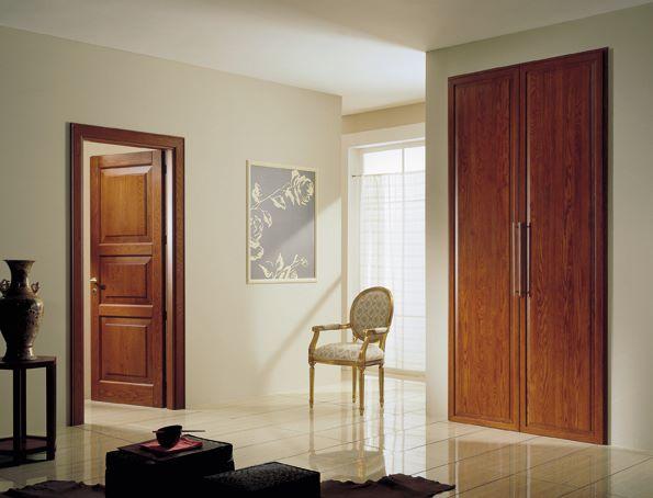 110e Lode Door with matching 1B Wardrobe Doors