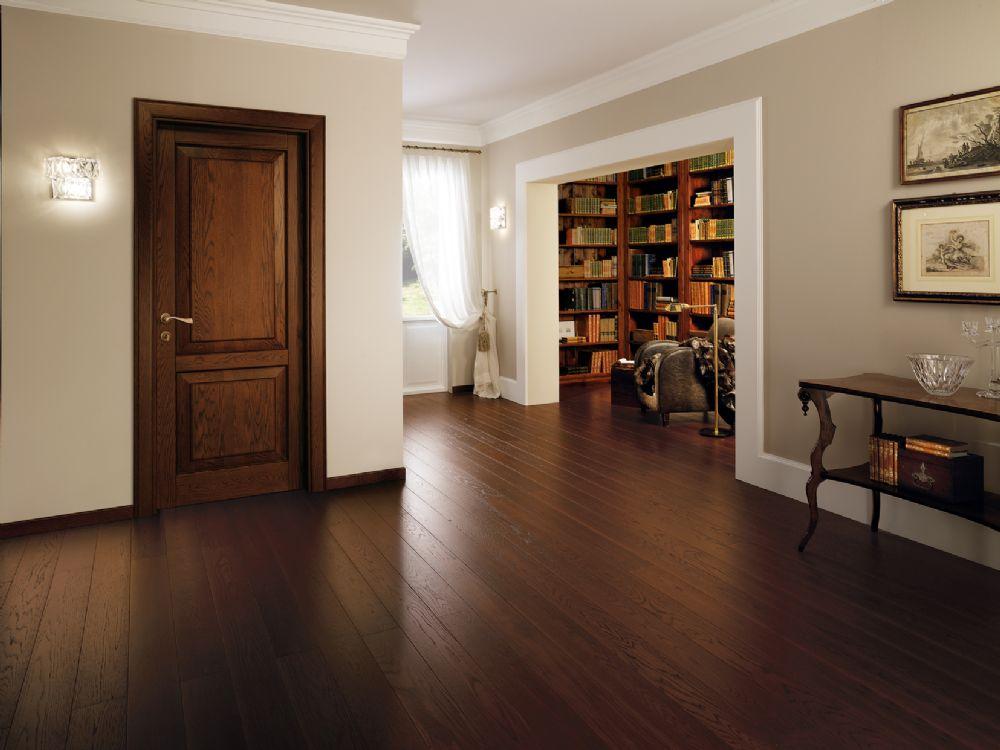 Engineered Parquet Flooring & 110e Lode Door